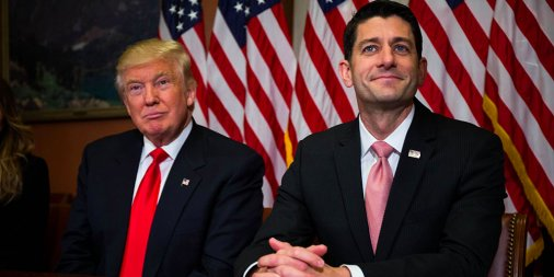 The GOP finally unveiled its massive tax plan that proposes a sweeping overhaul to the system